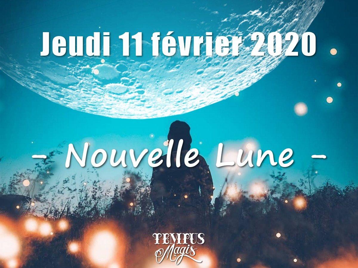 Nouvelle Lune février 2021