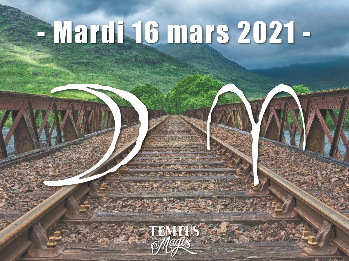 Lune en Bélier mars 2021