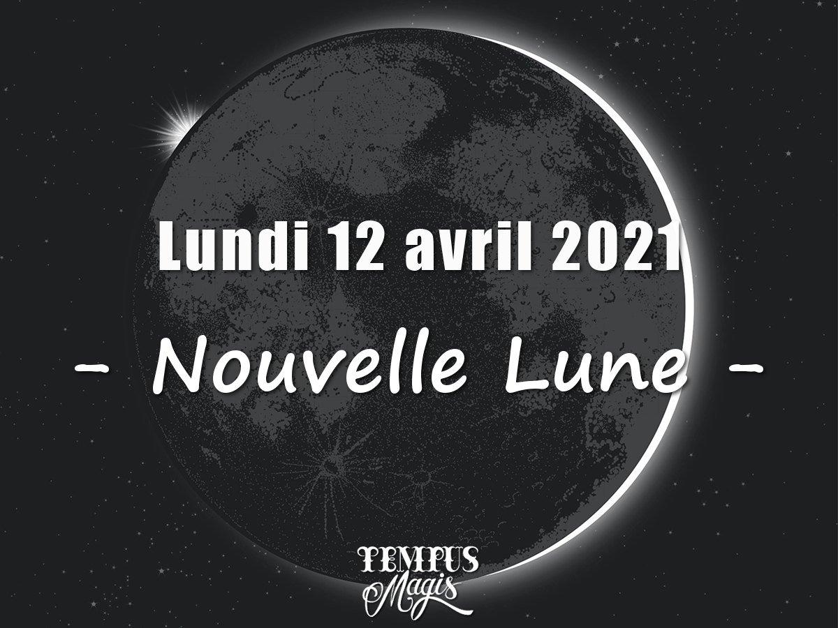 Nouvelle Lune avril 2021