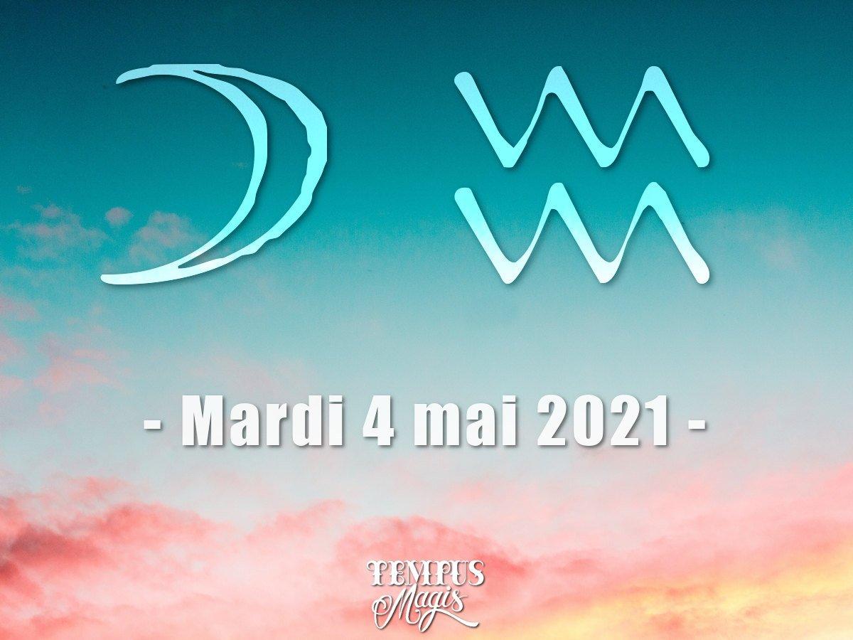 Lune en Verseau mai 2021