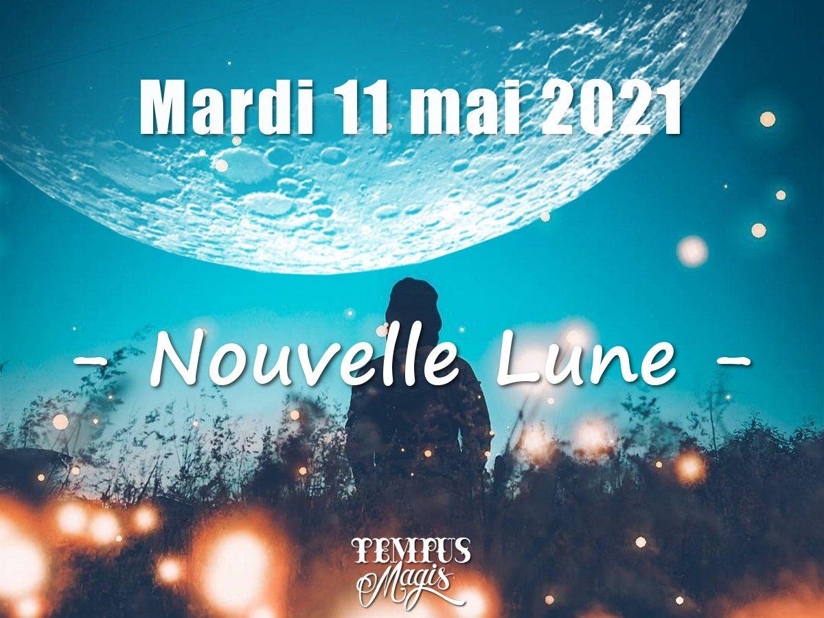 Nouvelle Lune mai 2021