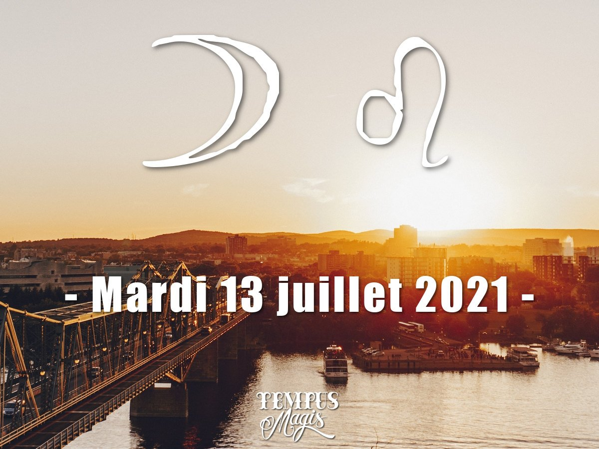 Lune en Lion juillet 2021