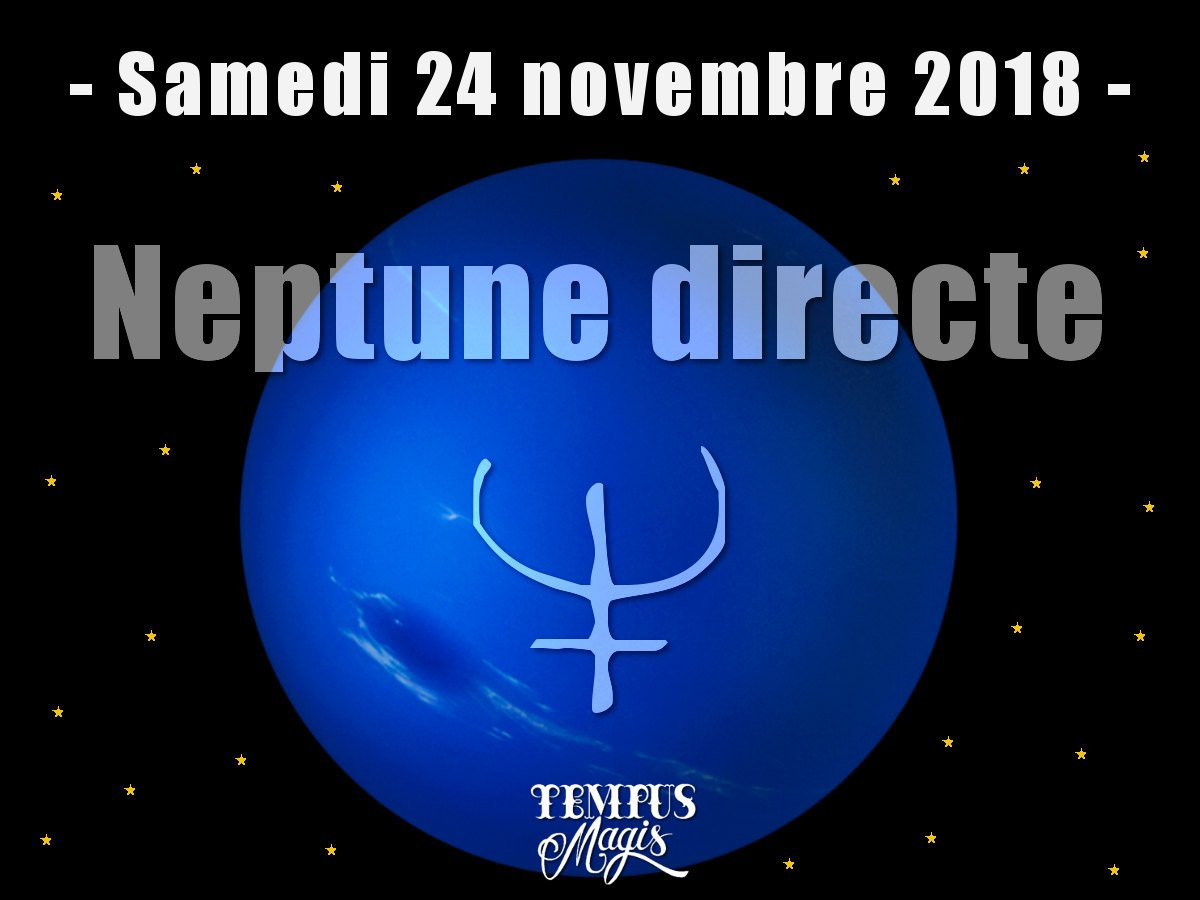 Neptune direct - Novembre 2018