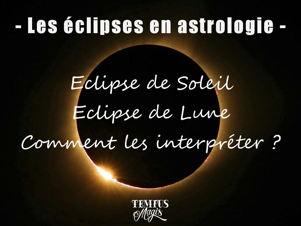 Eclipses et astrologie