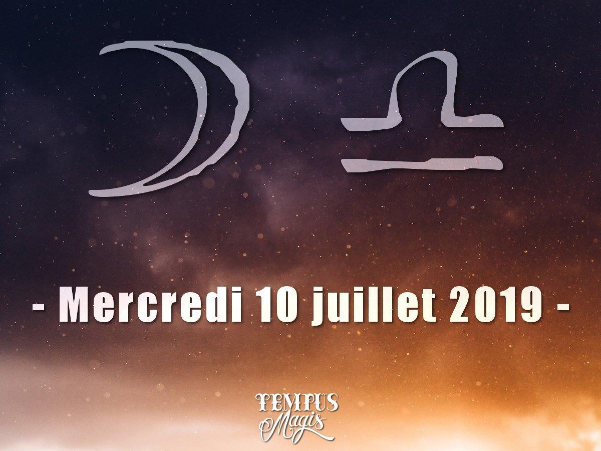 Lune en Balance - Juillet 2019