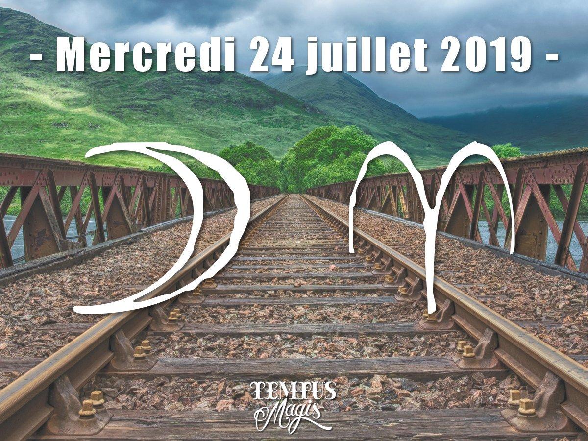 Lune en Bélier - Juillet 2019