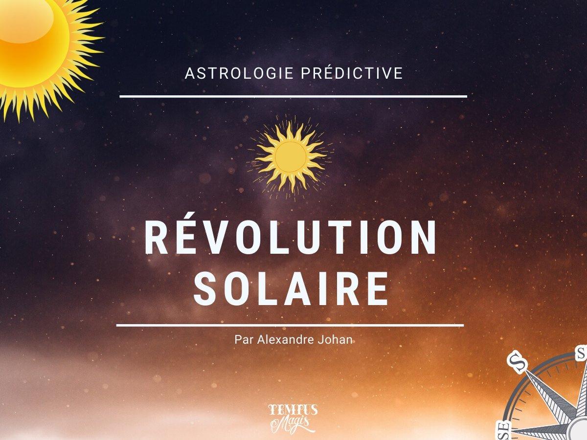 Tutoriel révolution solaire
