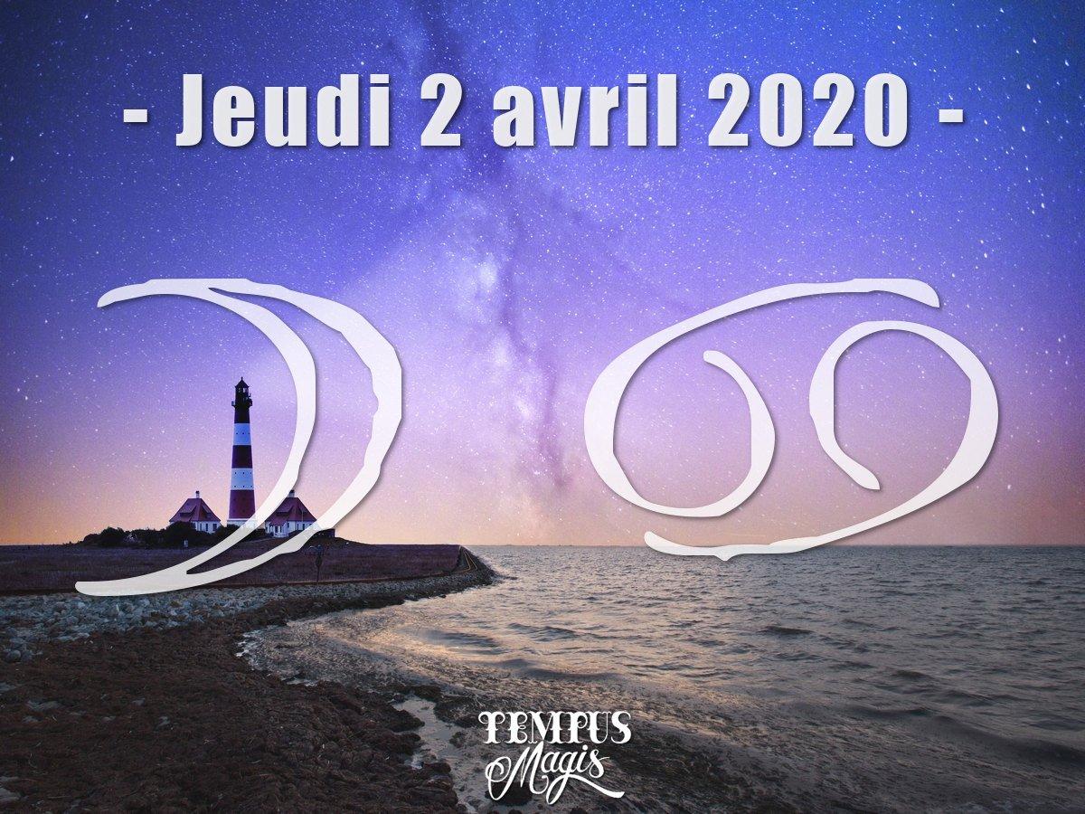 Lune en Cancer : avril 2020