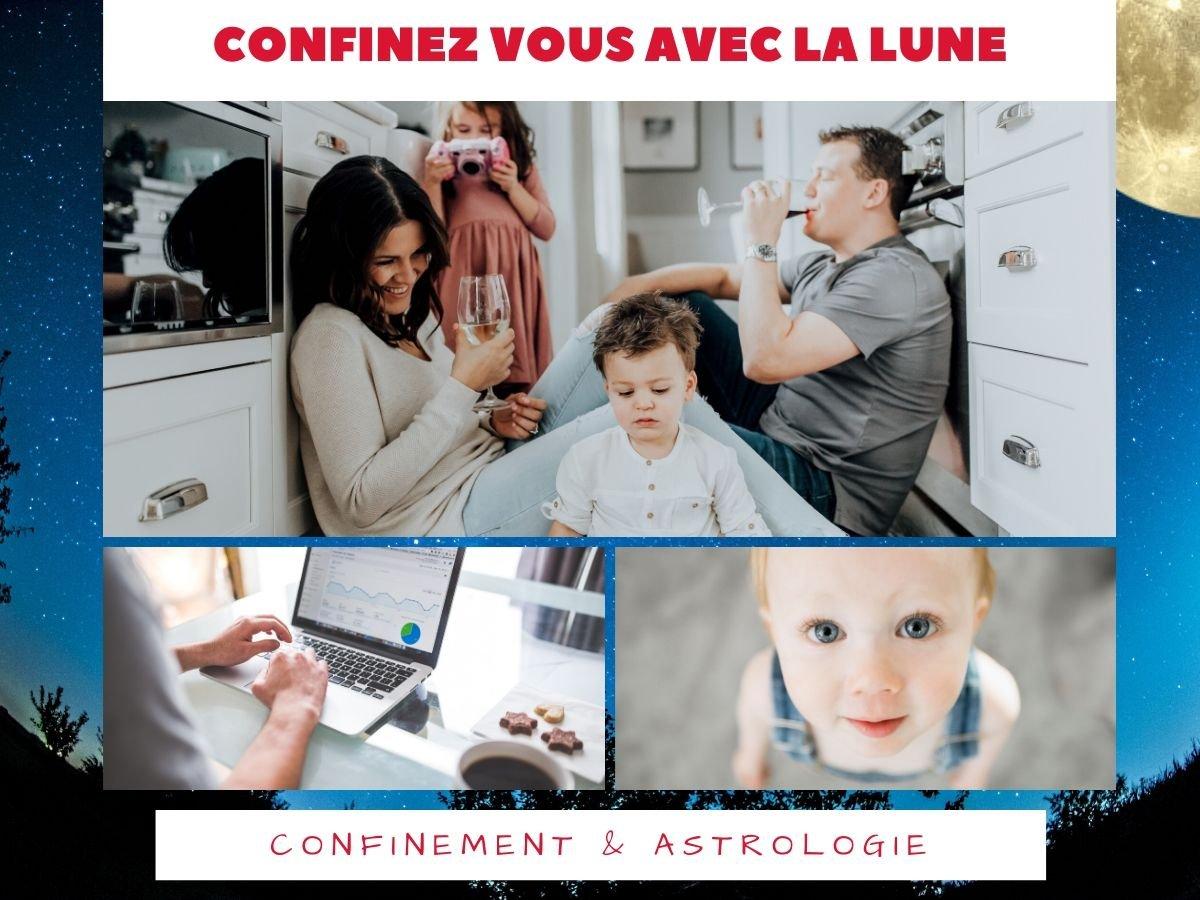 Astrologe confinement