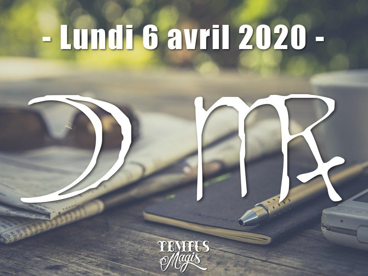Lune en Vierge - avril 2020