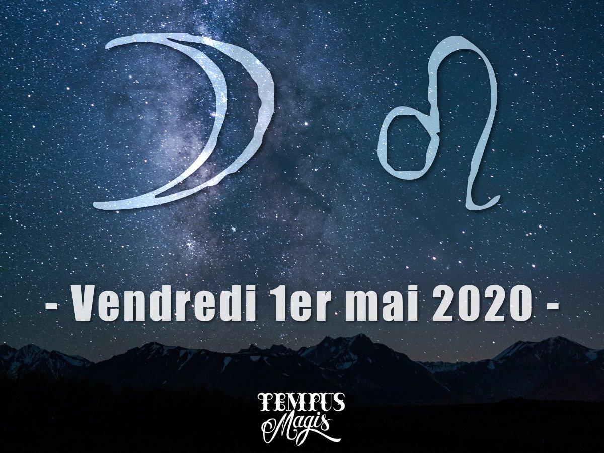 Lune en Lion mai 2020