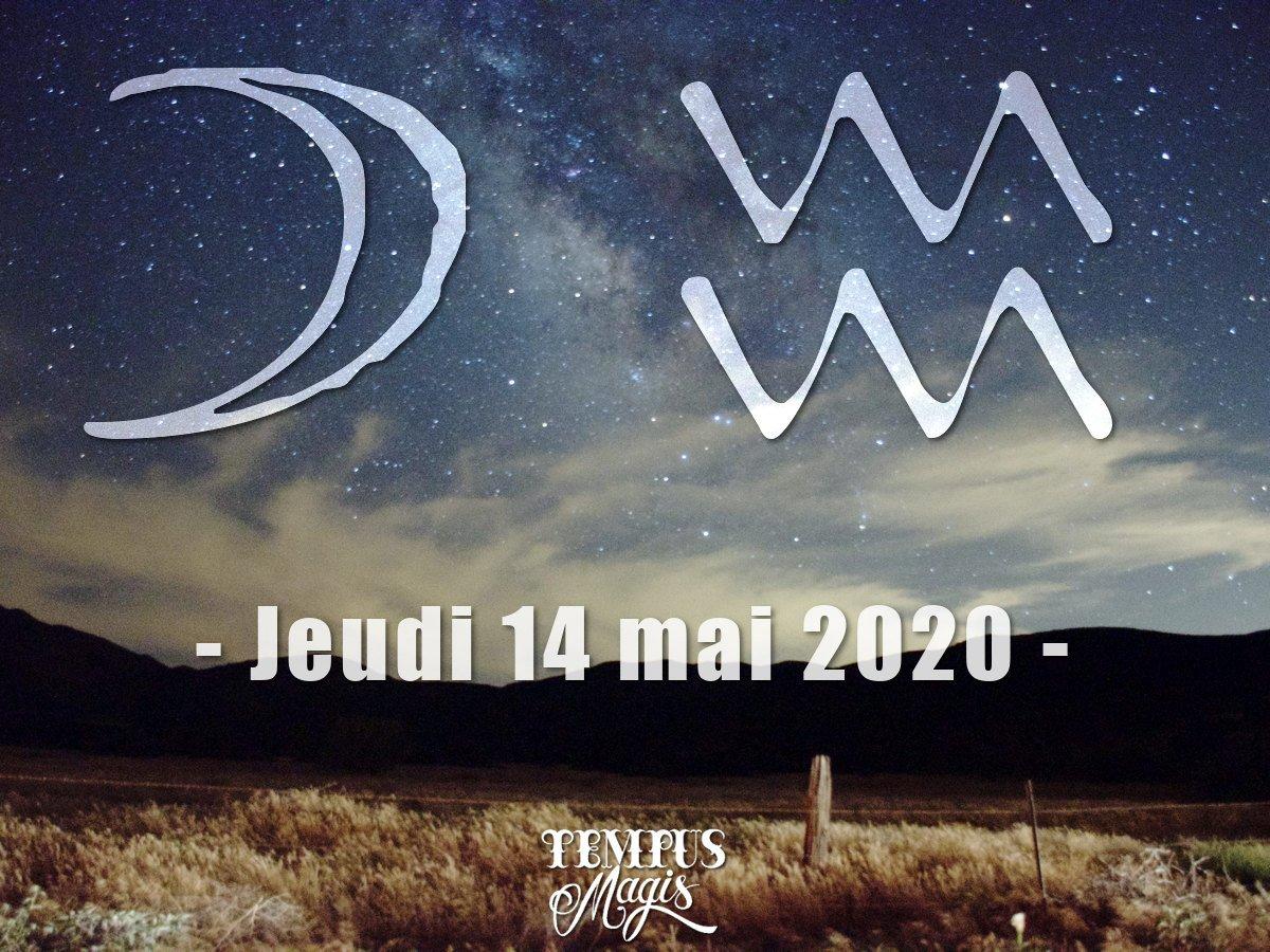 Mai 2020 : Lune en Verseau