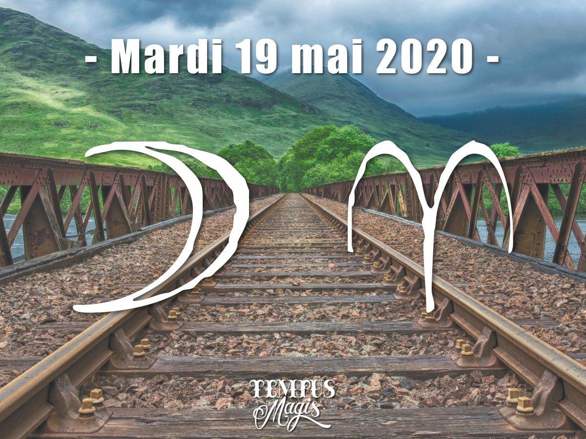 Astrologie sidérale : Lune en Bélier mai 2020