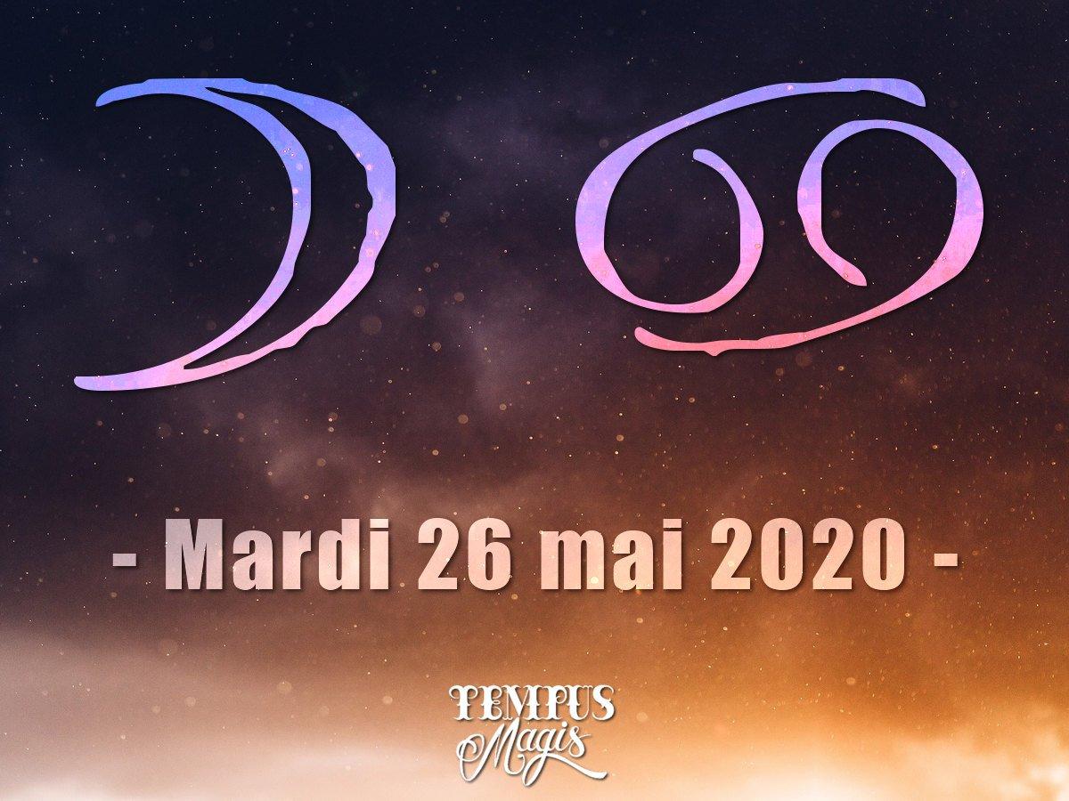 Astrologie sidérale : Lune en Cancer mai 2020