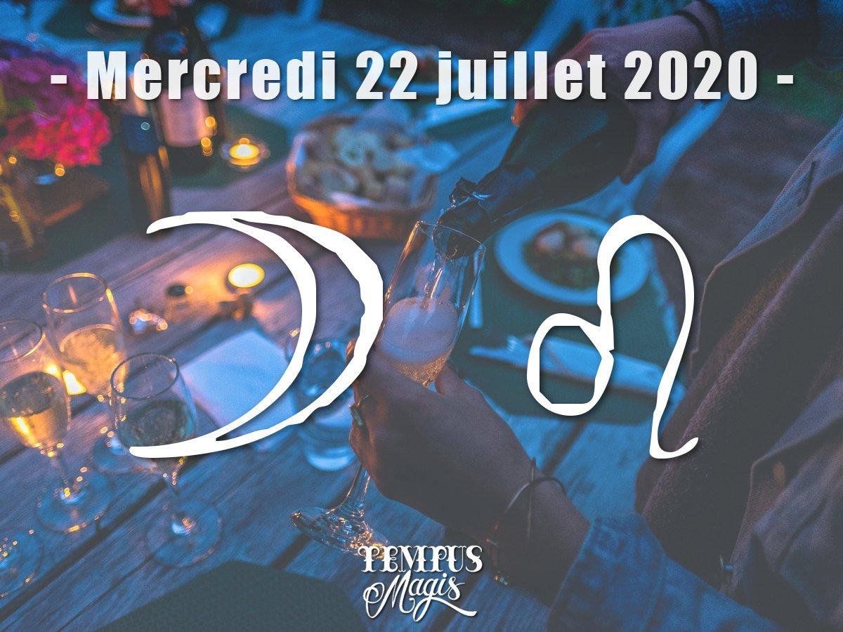 Astrologie du jour : Lune en Lion juillet 2020