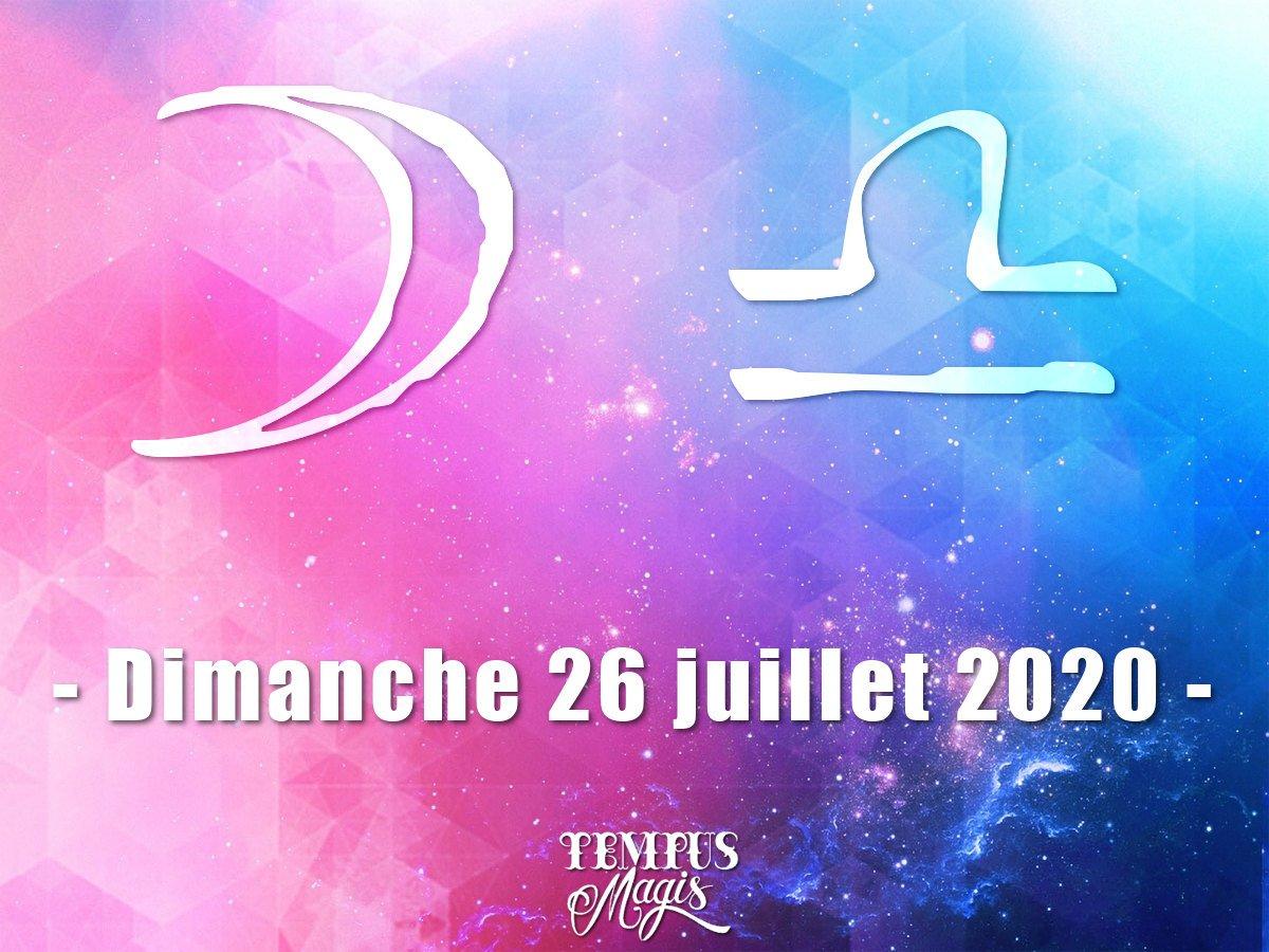 Astrologie du jour : Lune en Balance mois de juilet 2020