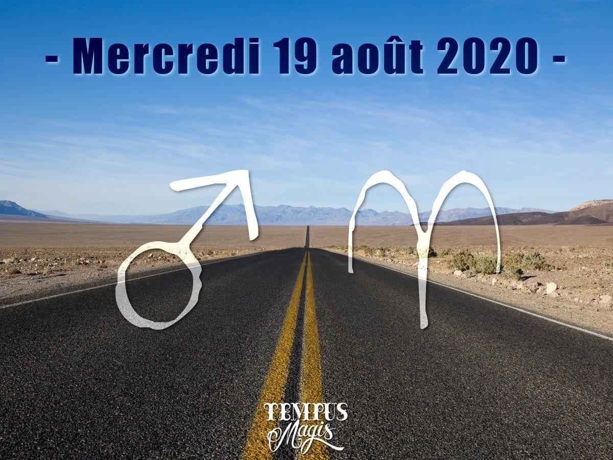 Mars en Bélier 2020