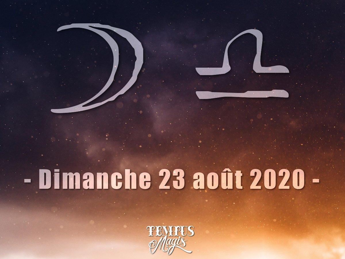 Astrologie sidérale : Lune en Balance aout 2020