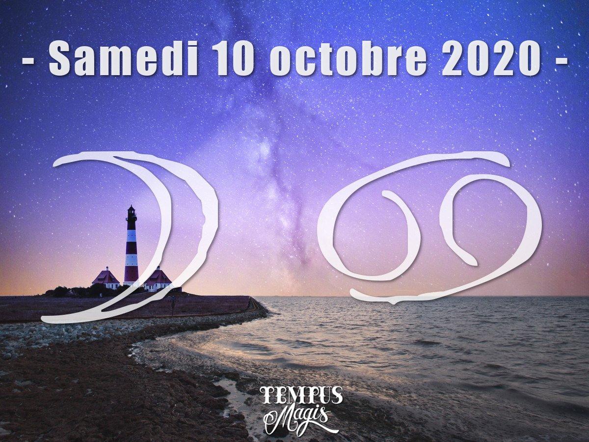 Lune en Cancer - Octobre 2020