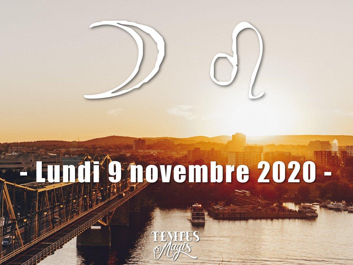 Novembre 2020 : Lune en Lion