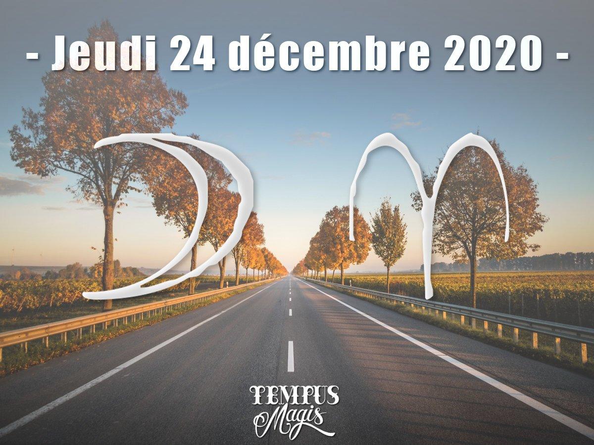 Décembre 2020 : Lune en Bélier
