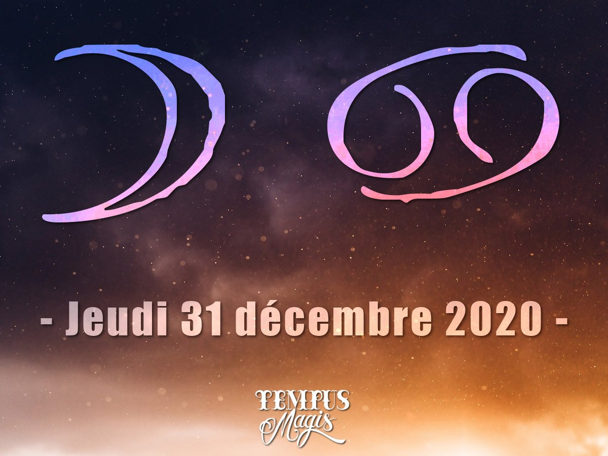 Lune en Cancer décembre 2020