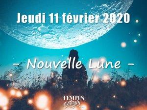 Nouvelle Lune (11/02/2021)