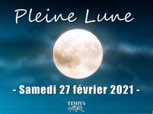 Pleine Lune (27/02/2021)