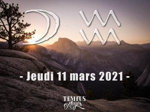 Lune en Verseau (11/03/2021)