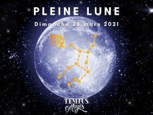 Pleine Lune (28 mars 2021)