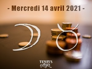 Lune en Taureau (14/04/2021)