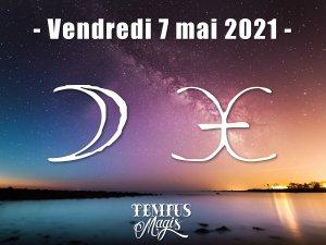 Lune en Poissons (07/05/2021)