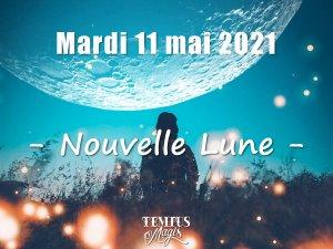 Nouvelle Lune (11 mai 2021)