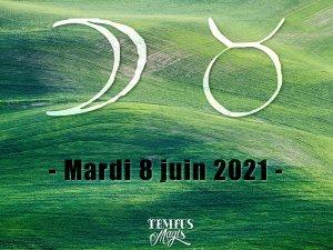 Lune en Taureau (08/06/2021)