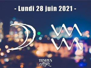 Lune en Verseau (28/06/2021)