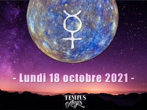 Mercure direct (18 octobre 2021)