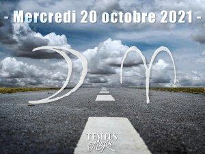 Lune en Bélier (20/10/2021)