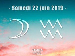Lune en Verseau (22/06/2019)