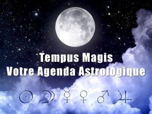 Connaissez vous l'Agenda Astro ?
