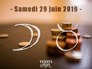 Lune en Taureau (29/06/2019)