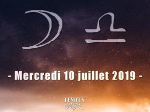Lune en Balance (10/07/2019)