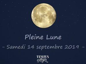 Pleine Lune (14/09/2019)