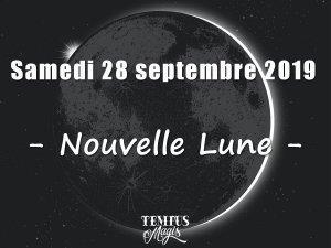 Nouvelle Lune (28/09/2019)