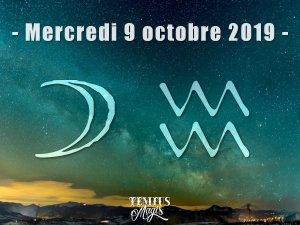 Lune en Verseau (09/10/2019)