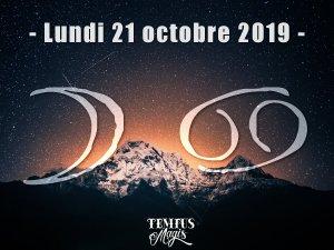 Lune en Cancer (21/10/2019)