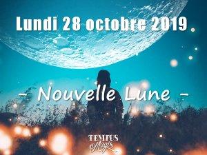 Nouvelle Lune (28/10/2019)