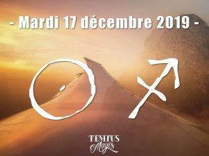 Soleil en Sagittaire (17/12/2019)