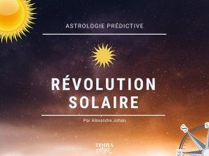 Tutoriel vidéo sur les révolutions solaires