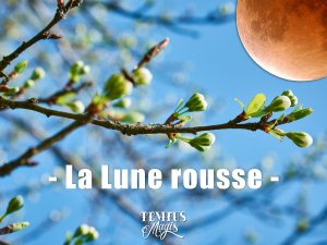 Lune rousse signification