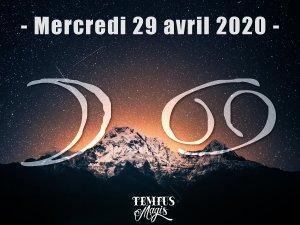 Lune en Cancer (29/04/2020)